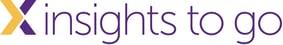 X Insights to Go Logo